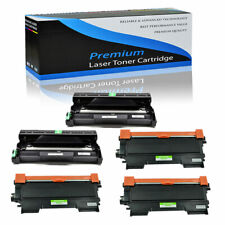 TN450 Toner Cartridge & DR420 Drum Unit For Brother HL-2270DW HL-2275DW HL2280DW