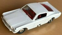 Matchbox Lesney No 8 White Ford Mustang Fastback - Near Mint