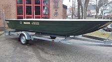 Ungarisches Katamaran Fischer/Angelboot, K-Maxxi XXL 5.7/2.1