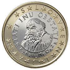 SLOVENIA - 1 € Euro circulation coin  2007 UNCIRCULATED