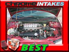 K&N+RED 95 96 97-00 DODGE STRATUS/SEBRING/CIRRUS/BREEZE 2.0L/2.4L/2.5 AIR INTAKE