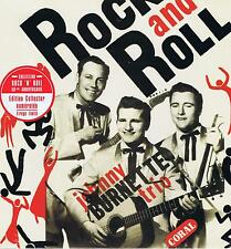 LP ( NEW) JOHNNY BURNETTE ROCK AND ROLL TRIO