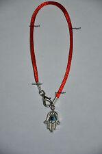 3 Kabbalah RED MULTI-VARIATION Bracelet Against Evil Eye Jewish Gift