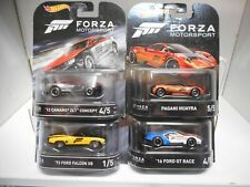 REAL RIDERS FORZA MOTORSPORT HOT WHEELS 1:64