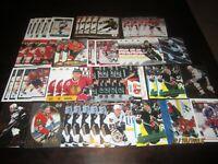 Huge Lot of (50) Jeremy Roenick Hockey Cards Blackhawks