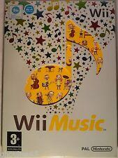 WII WII U WII MUSIC NINTENDO WII WII MUSIC WII