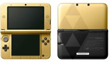 Nintendo 3DS XL A Link Between World Gold Edition Bundle With 5 Games + Case