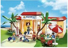 Playmobil 5998 Tropical Beach Hotel Rare Unboxed But New Read Description