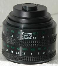 Canon FD Lens like Lighter unused but has spark