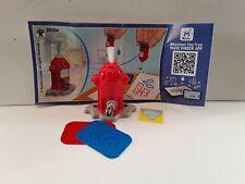 NEU!!! Kinder-Joy2019/20  DV204  Hydrant   + BPZ Österr.