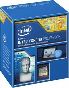 Intel® Core™ i3-4150 3.5 GHz 2 Core Processor