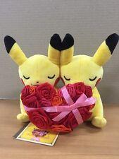 Pokemon Center plush monthly pikachu 2017 February