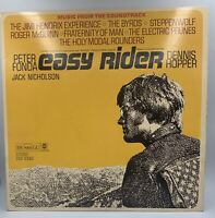Easy Rider Music From The Soundtrack LP VTG 1969 Dunhill DSX-50063 Great Used!