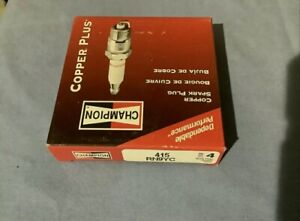 4 Pack Champion RN9YC Spark Plugs  Stock 415 Pack of 4 Free Shipping