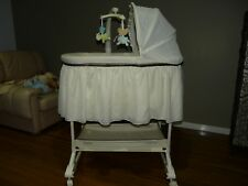 Fisher-Price® My Lil Lamb Rocking Bassinet