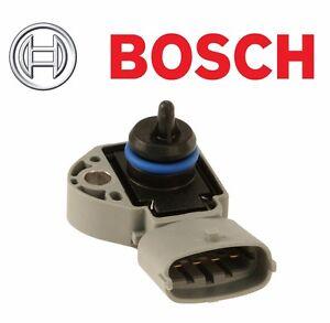 For Volvo xc70 xc90 xc60 v50 v70 s60 s80 Bosch Fuel Pressure Sensor on Fuel Rail