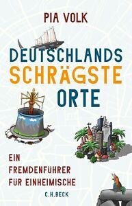 Buch Deutschlands schrägste Orte C.H. Beck