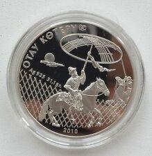 500 tenge Kazakhstan, Otau Kotera, 2010 Silver