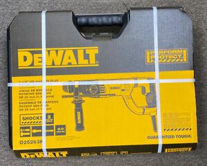 DEWALT (D25263K) - D-Handle SDS Hammer Kit....NEW!!.....FREE S&H!!!