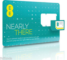 4G EE Mobile Broadband Data Combi SIM Pay as you go - (Ideal for Tablets) NEW