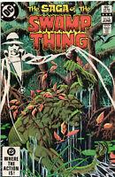 Saga Of The Swamp Thing 14 DC 1983 NM Tom Yeates Phantom Stranger
