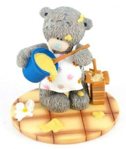 Me To You Tatty Bear Collectors Figurine*Mixed with love* No. 40153 retired