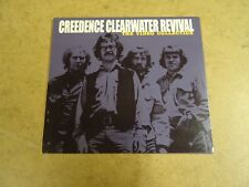 MUSIC DVD / CREEDENCE CLEARWATER REVIVAL - THE VIDEO COLLECTION