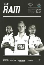 Derby County Championship Home Teams Football Programmes