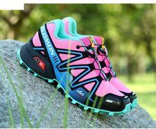 Women's Running Shoes Salomon Speedcross 3 Outdoor Hiking Sneakers Athletic