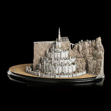 WETA NIB * Minas Tirith * Lord of the Rings Hobbit Castle Figurine Statue Figure
