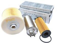 Original Audi A6 4F TDI V6 3.0 2.7 Inspektionspaket Ölfilter Diesel Motor Filter