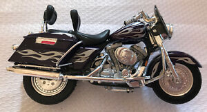 Maisto HD Harley Davidson Motorcycle Diecast Scale 1:32 Pre-owned