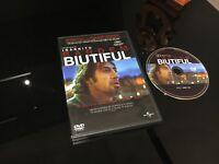 Biutiful DVD Javier Bardem Inarritu