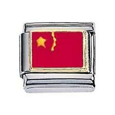 Zoppini Charm China Flag (C1BSB_0Y00)
