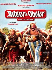 Asterix and Obelix vs. Caesar 1999 Egyptian poster