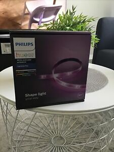 NEW White and Color Ambiance LED Dimmable Light Strip Plus Smart Wireless Sealed
