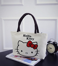 New Hellokitty Canvas Bag Shopping / Tote Bag Purse aa1289a9