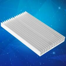 1 Pc 1006010mm Aluminum Heat Sink Diy Cooler For Ic Chip Led Power Transistor