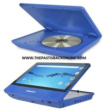 "Digiland DL9003MK 2n1 Android Tablet DVD Player Quad-Core 1.3GHz 1GB 16GB 9"" BLU"