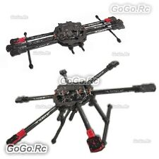 Tarot FY690S Foldable 6 axis Hexa-copter 3K Carbon Fiber Frame - RH68C01