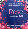 Zazie CD Single Rose - France (VG+/EX+)