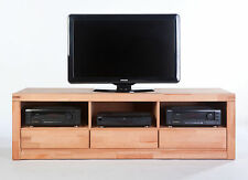 TV Kommode Lowboard in Kernbuche Massiv geölt Breite 174cm NEU