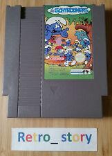 Nintendo NES Les Schtroumpfs PAL