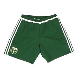 Portland Timbers MLS Adidas Men's Adizero Green Authentic Team Shorts