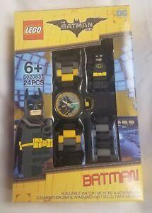 Lego - 8020837 The Batman Movie Lego Watch Buildable Watch 10521