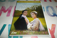 DVD - MANON LESCAUT L INTEGRALE / JEAN DELANNOY -  FANNY COTTENCON / 2 DVD