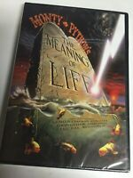 Monty Python's The Meaning of Life (DVD,2005,Widescreen)New Factory Sealed! USA!