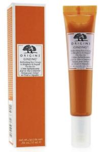 Origins Ginzing Refreshing Eye Cream Brighten and Depuff On the Go New & Boxed