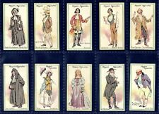 More details for players characters from thackeray - original 1913 set