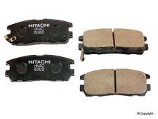 Hitachi Disc Brake Pad fits 1989-2004 Isuzu Rodeo Pickup Trooper  MFG NUMBER CAT